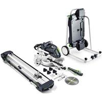 FESTOOL AFKORTZAAG KAPEX KS60E UG SET XL