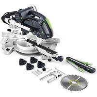 FESTOOL AFKORTZAAG KAPEX KS60E SET