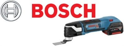 Bosch GOP Multitool