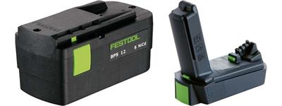 Festool accu packs