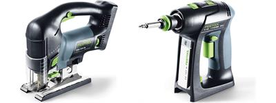 Festool basic machines